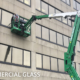 Commercial glass repair in Pittsburgh, PA.